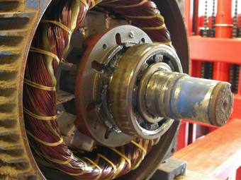 Electric motor rewinds ltd services for Electric motor repair company